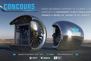 Microsoft создала роскошный кастомный компьютер в виде турбины самолета