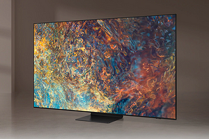 Samsung представил новую линейку телевизоров 2021 модельного года