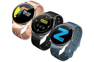 Представлены защищенные смарт-часы с датчиками пульса и кислорода в крови всего за 3000 рублей
