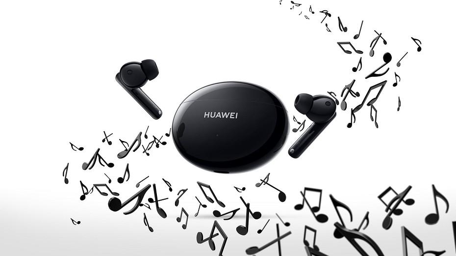 Обзор TWS-гарнитуры Huawei FreeBuds 4i: четверка с плюсом