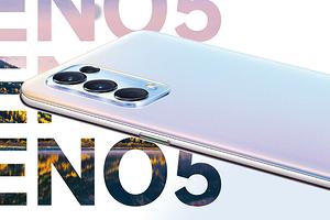 Стартовали российские продажи доступного камерафона OPPO Reno5