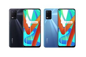 Realme презентовала доступный смартфон с 5G и 90-герцовым дисплеем