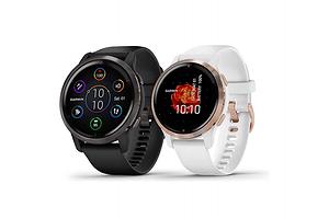 Умные часы Garmin Venu 2S получили 1,3-дюймовый экран и защищенный корпус