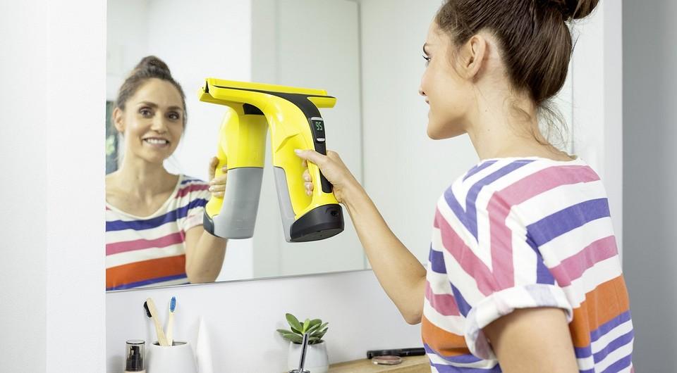 Лучшая техника для мойки окон и плитки: чистота без лишних усилий