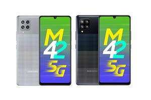 И еще один доступный монстр автономности: Samsung представила Galaxy M42 5G