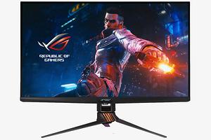 ASUS анонсировала первый в мире геймерский монитор с mini-LED-экраном