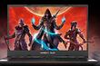 Игровой ноутбук HYPERPC PLAY получил первоклассный дисплей и мощную начинку