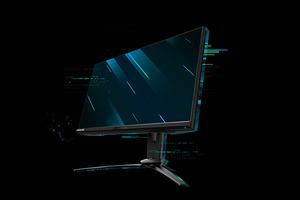 Acer привезла в Россию киберспортивный монитор Predator X25