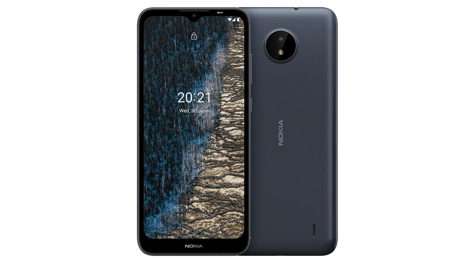 Финн дешевле 7000 рублей: в Россию приехал смартфон Nokia C20
