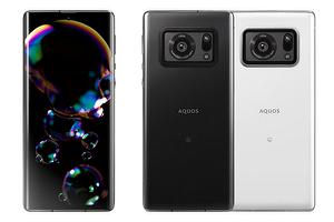 Самый необычный флагман 2021: Sharp Aquos R6 получил единственную, но зато огромную камеру