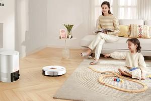 Lydsto придумала способ улучшить эффективность уборки роботами-пылесосами