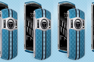 Бюджетный Vertu по-китайски: смартфон 8848 M6 получил корпус из титанового сплава и часы на задней панели