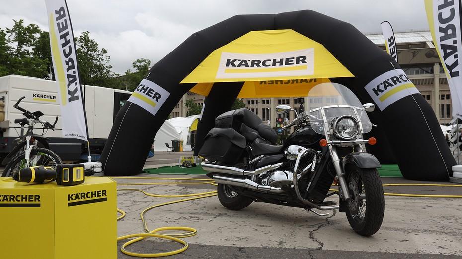Karcher представила мойку высокого давления K7 Smart Control с поддержкой Bluetooth