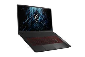 В Россию прибыл игровой ноутбук с новейшей видеокартой GeForce RTX 3050 Ti - MSI GF75 Thin