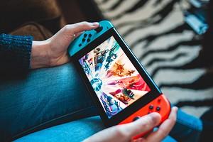 Как подключить Nintendo Switch к телевизору