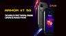 Представлен первый в мире защищенный 5G-смартфон со встроенным тепловизором