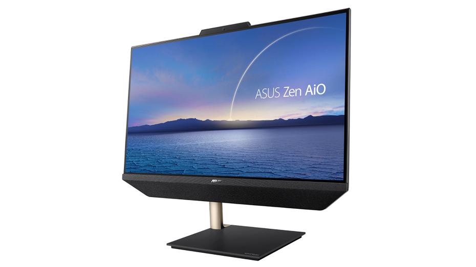 ASUS презентовала стильный безрамочный моноблок Zen AiO 24