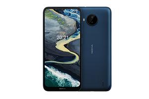 Финны представили новый бюджетный смартфон Nokia C20 Plus