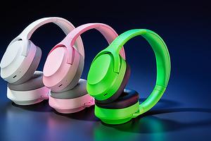 Наушники Razer Opus X получили активное шумоподавление и низкую задержку