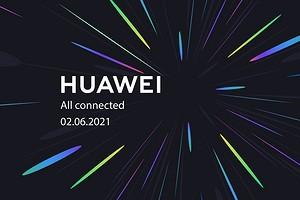 Huawei проведет презентацию новых устройств на Harmony OS: 2 июня в 15-00