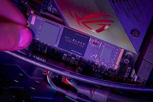 Western Digital представила три новых SSD линейки WD_BLACK компьютеров и консолей