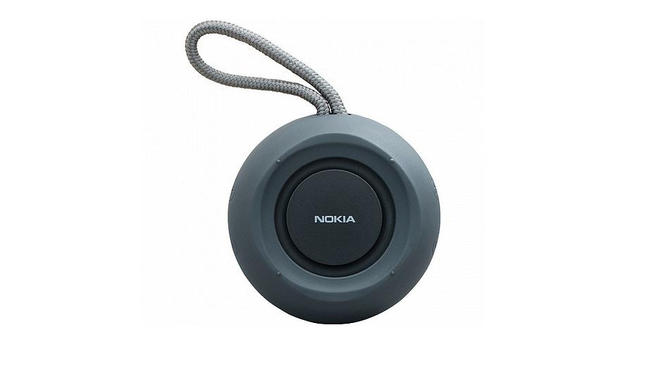 Bluetooth-колонка от Nokia оценена всего в 2 490 рублей