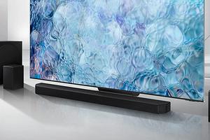 Samsung привезла в Россию первый в мире саундбар с 11.1.4-канальным звуком