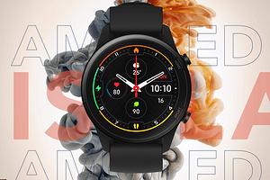 Следующий хит? Xiaomi представила новые умные часы Mi Watch Revolve Active