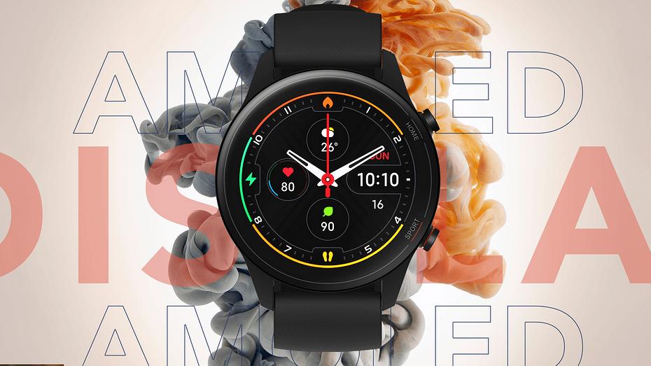 Следующий хит Xiaomi представила новые умные часы Mi Watch Revolve Active