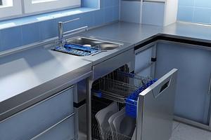 Как выбрать маленькую посудомоечную машину под раковину: топ-5 моделей