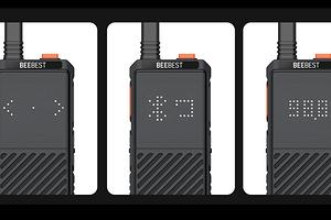 Новая рация от Xiaomi имеет сверхтонкий корпус и дальность до 10 км