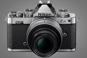 Беззеркальная камера Nikon Z FC получила современную начинку и внешность 80-х годов