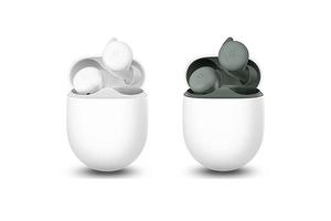 Беспроводные наушники Google Pixel Buds A стали почти в 2 раза дешевле оригинальной модели