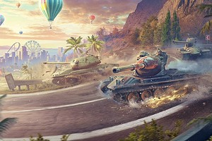 Игра World of Tanks Blitz отмечает 7-летие и дарит подарки