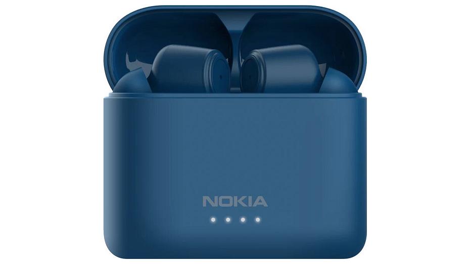 Полностью беспроводные наушники Nokia BH-805 получили систему активного шумоподавления