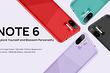 Сверхтонкий, сверхлегкий и сверхдешевый: Ulefone представила смартфон Ulefone Note 6