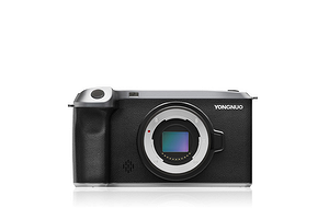 Представлена беззеркальная камера, работающая на Android