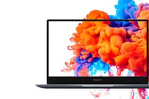Honor представила ноутбуки MagicBook 14 и MagicBook 15 Ryzen Edition