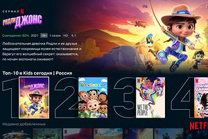 Как настроить детский профиль Netflix Kids: новые функции сервиса