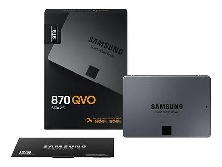 Samsung 870 QVO 8TB (MZ-77Q8T0)