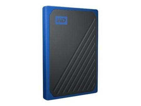 WD My Passport GO 500GB (WDBMCG5000ABT)