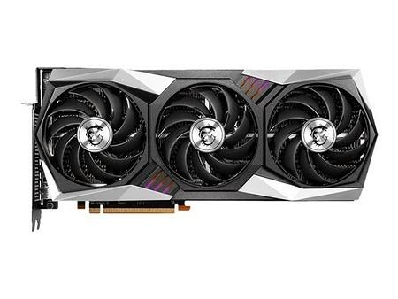 MSI Radeon RX 6900 XT Gaming X Trio 16G 16GB GDDR6
