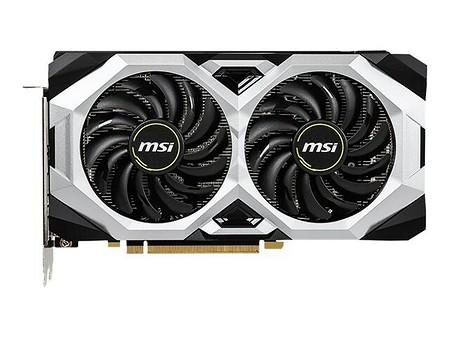MSI GeForce GTX 1660 SUPER Ventus OC 6GB GDDR6