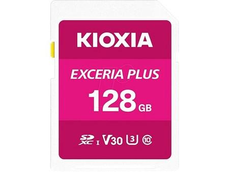 Kioxia Exceria Plus 128GB (LNPL1M128GG4)