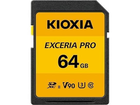Kioxia Exceria Pro 64GB (LNPR1Y064GG4)