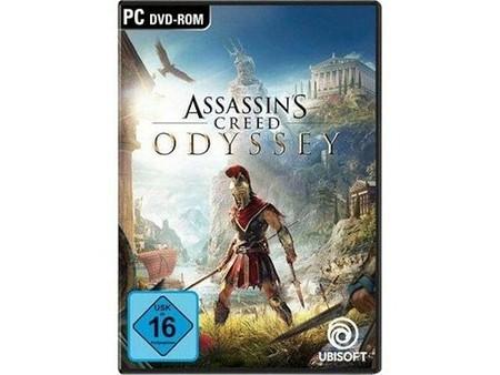 Ubisoft Assassins Creed Odyssey