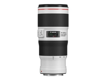 Canon EF 70-200 mm f/4L IS II USM