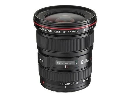 Canon EF 17-40 mm f/4L USM