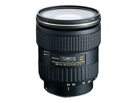 Tokina AT-X 24-70mm f/2,8 Pro FX