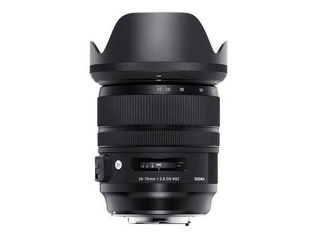 Sigma 24-70 mm f/2,8 DG OS HSM (A)